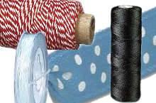 Bänder und Kordeln