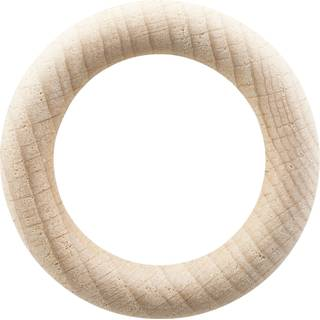 Holzring 55mm natur