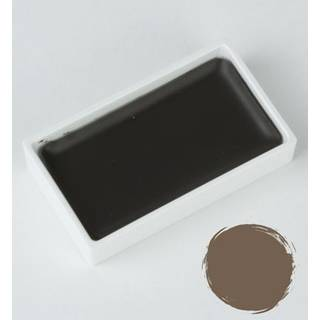 Aquarellfarbe Gansai-Tambi - Dark Brown [47]