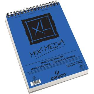 CANSON Skizzen- und Studienblock XL MIX MEDIA, DIN A4