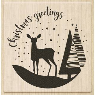 Stempel - Christmas Greetings