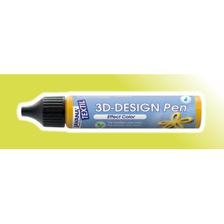 JAVANA TEXTIL 3D Design Pen Maigrün 29 ml