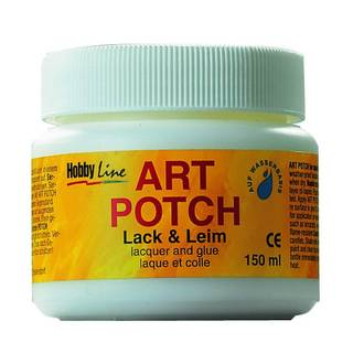 Serviettenkleber Art Potch Lack&Leim, 150 ml