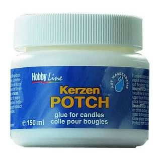 Serviettentechnik Kerzen-Potch, 150 ml