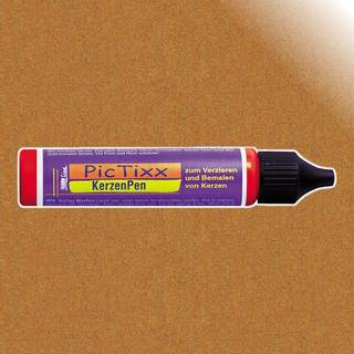 Kerzen Pen, PicTixx, Inkagold 29 ml