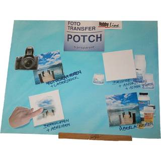Foto Transfer Potch, 750 ml