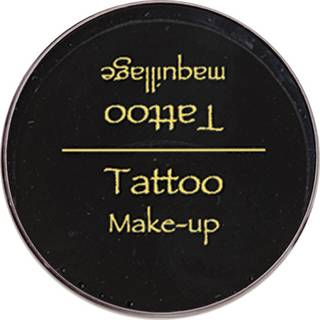 Tattoo Make Up 25 g Schwarz