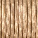 Paracord, 4 mm x 50 m, beige