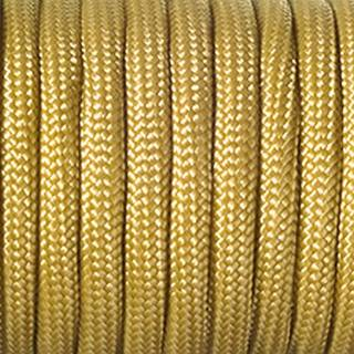 Paracord, 4 mm x 50 m, gold