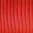 Paracord, 4 mm x 5 m, rot