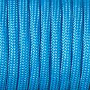Paracord, 4 mm x 5 m, azurblau