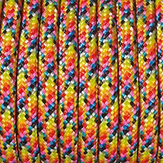 Paracord, Farbmix, 4 mm x 5 m, bunt