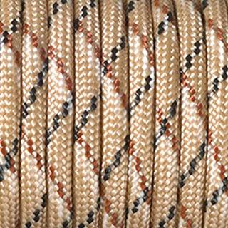 Paracord, Farbmix, 4 mm x 5 m, beige