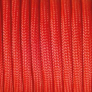 Paracord, 2 mm x 5 m, rot
