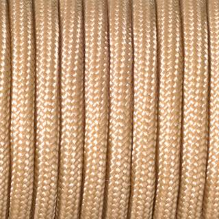 Paracord, 2 mm x 5 m, beige