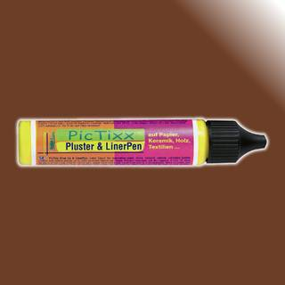 PicTixx Pluster&Liner Pen Rehbraun 29 ml