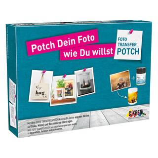 Foto Transfer Potch Set 2.0