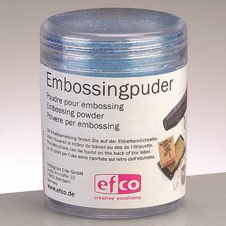 Embossingpuder, 10 g, transparent