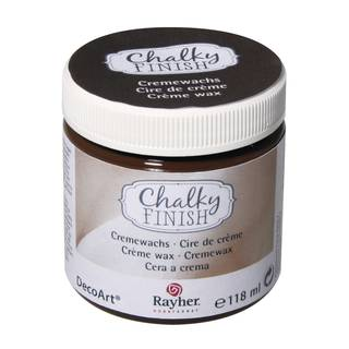 Chalky Finish Cremewachs, farblos