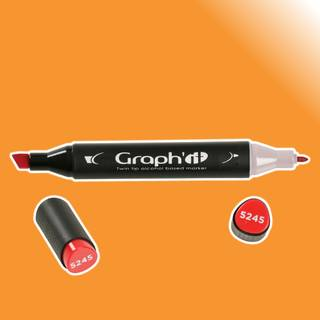 Graph It Alkohol Marker 2110 - Apricot