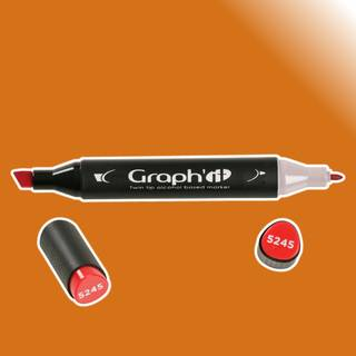 Graph It Alkohol Marker 2130 - Copper