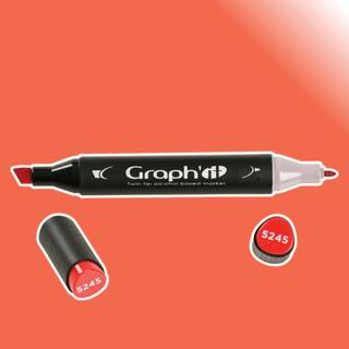Graph It Alkohol Marker 2160 - Carrot