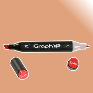 Graph It Alkohol Marker 3120 - Camel