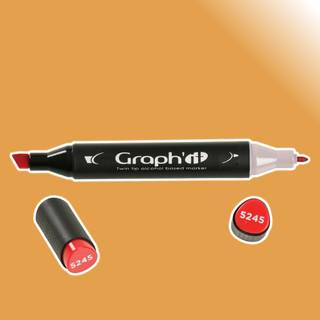 Graph It Alkohol Marker 3125 - Cappuccino