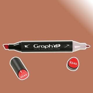 Graph It Alkohol Marker 3140 - Teak