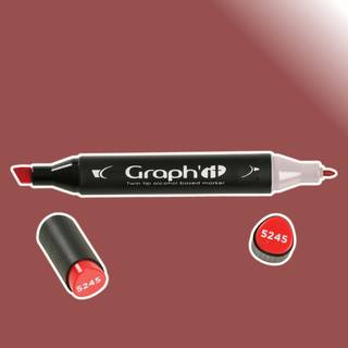 Graph It Alkohol Marker 3180 - Cacao