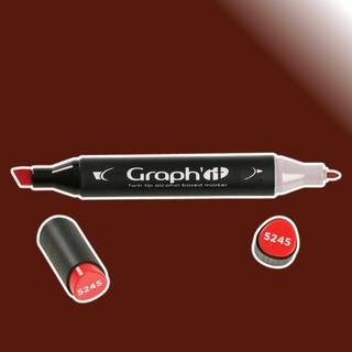 Graph It Alkohol Marker 3190 - Wengé