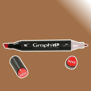 Graph It Alkohol Marker 3250 - Bronze
