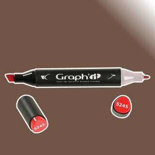 Graph It Alkohol Marker 3290 - Ebony