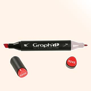 Graph It Alkohol Marker 4110 - Almond