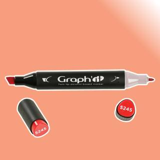 Graph It Alkohol Marker 4175 - Peach