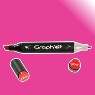 Graph It Alkohol Marker 5150 - Hot Pink