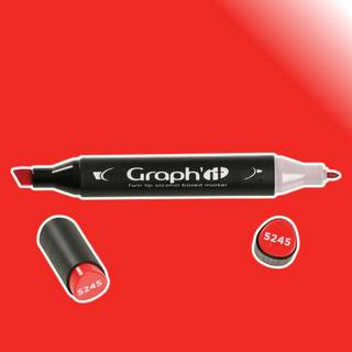Graph It Alkohol Marker 5220 - Tomato