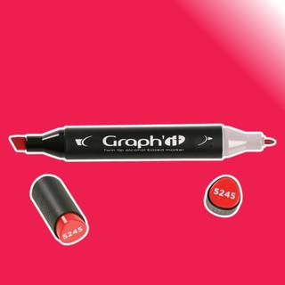 Graph It Alkohol Marker 5245 - Ruby