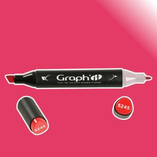 Graph It Alkohol Marker 5250 - Poppy