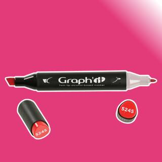 Graph It Alkohol Marker 5260 - Cranberry