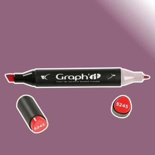 Graph It Alkohol Marker 6150 - Rosewood