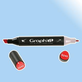 Graph It Alkohol Marker 7125 - Sky