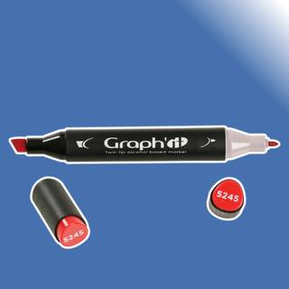 Graph It Alkohol Marker 7180 - Denim