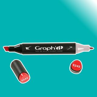 Graph It Alkohol Marker 7260 - Indian ocean