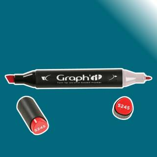 Graph It Alkohol Marker 7290 - Petroleum