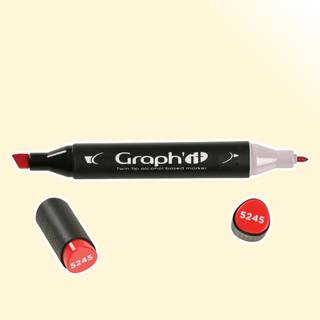 Graph It Alkohol Marker 8210 - Citrus