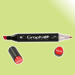 Graph It Alkohol Marker 8220 - Pistachio