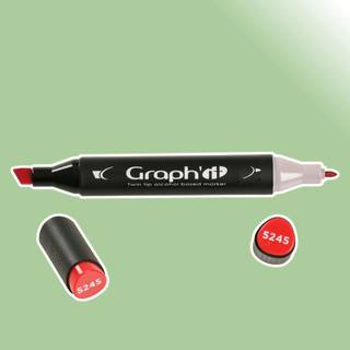 Graph It Alkohol Marker 8245 - Green tea