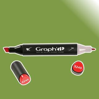 Graph It Alkohol Marker 8280 - Military