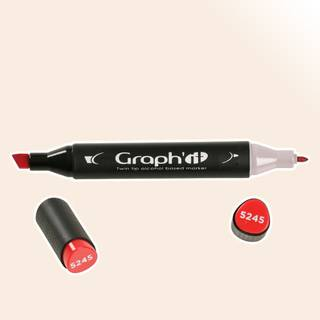 Graph It Alkohol Marker 9400 - Warm Grey 0